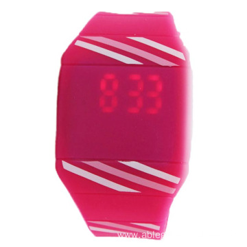 G LED Digital Shock Siliocne Rubber Watch