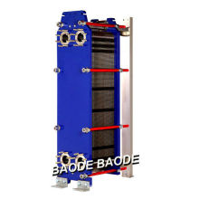 300 - 800 Kw Steam Heat Frame And Plate Heat Exchanger For Swimming Pool Heating