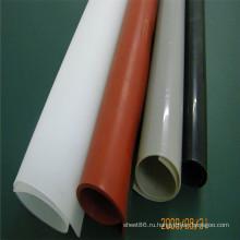 2016 Китай огнезащитный силиконовый резиновый лист в рулонах