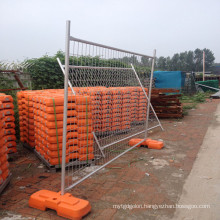 Australia Galvanized Portable Temporary Fence