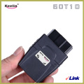 OBD GPS Tracker with Car Diagnostic