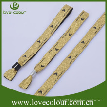 Custom Attractive woven cartoon wristband with moderate price