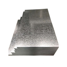 1000mm 1250mm 1500mm cold rolled carbon steel hot dipped zinc coated zero spangle galvanized sheet plate