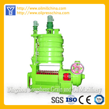 Expulsor de aceite vegetal Machiney