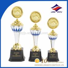 Cadeaux de souvenir personnalisés China Factory Wholesale Crystal Trophy