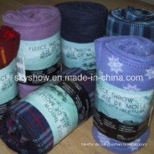 Promotion Fleece-Decke mit Papiergürtel (SSB0196)
