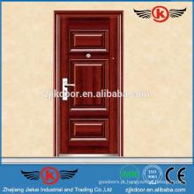 JK-S9026 fabricantes de portas comerciais de aço estilo turquesa
