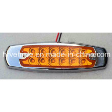 Luz de señal de giro del remolque del carro del LED, lámpara del marcador
