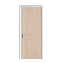 Finland White Wood Exterior Door