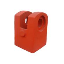 fundición resistente al desgaste de acero de alto manganeso