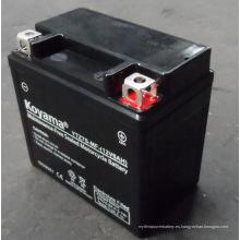 Batería recargable Ytz7s-Mf de la motocicleta del precio competitivo 12V 6ah