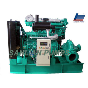 Diesel Engine Centrifugal Water Pump with High Quality
