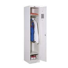 Mingxiu 1 Door Steel Clothes Cabinet / Single Lockable Door Steel Locker
