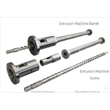 Single-screw for plastic moulding machine