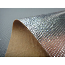 3732ALSA Aluminum Laminated Fiberglass Fabrics With Self-adhesive Back