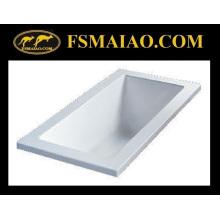 Banheira simples acrílica simples do banheiro (BA-8811)