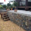 Low Price ISO Customized Welded Gabion Street Public Bench