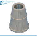 water treatment vessels with water distributors