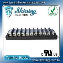TGP-050-11BSS Splicer de potencia 50 Amperios Conector de bloque de terminales de 11 vías