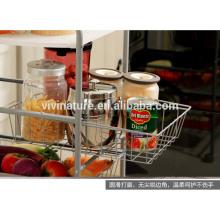 Drahtschublade Küche Lagerregal