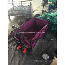 Gute Qualität Double Brake Folding Wagon