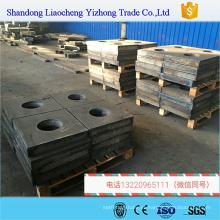 Peça de corte por chama CNC para chapa de aço
