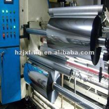 Embalagem flexível filme BOPP metalizado