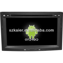 Android system car dvd navigator for Peugeot 3008/5008 with GPS/Bluetooth/TV/3G/WIFI