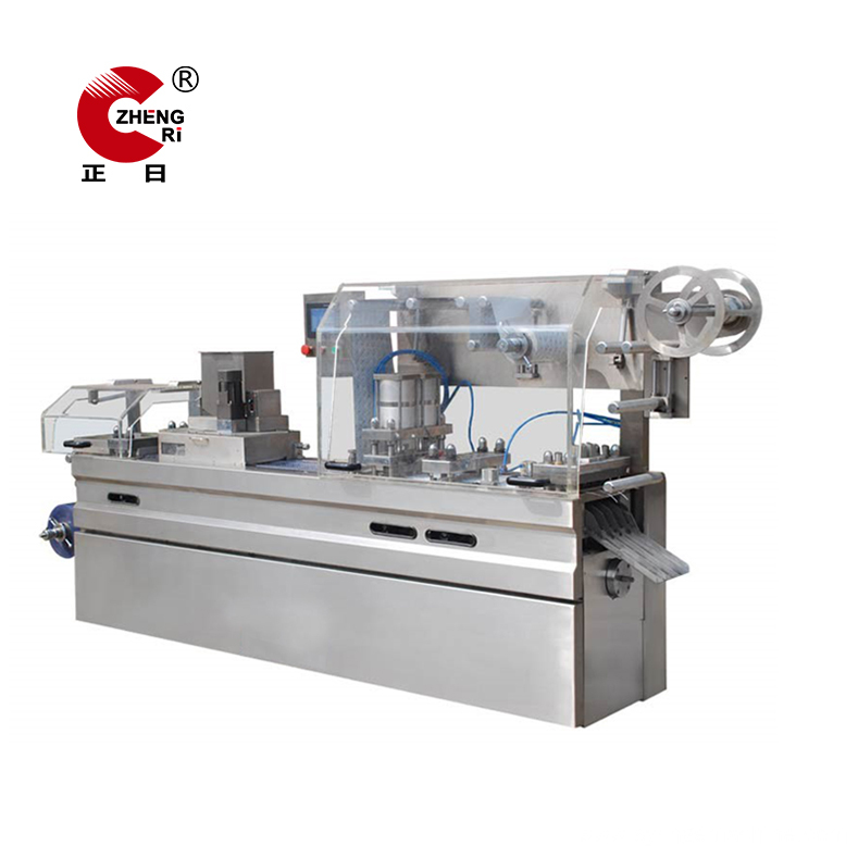 Pharmacy Capsule Blister Packing Machine