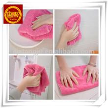 China Wholesale muti-color coral fleece fabric, coral fleece handkerchief