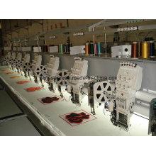 Máquina de bordar de cadeia Venssoon marca (ponto cadeia e ponto de toalha)