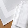 Capas de mesa de algodão de cetim