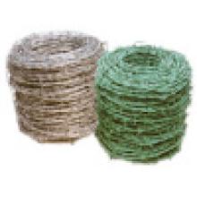 Hochwertige PVC beschichtete Stacheldraht
