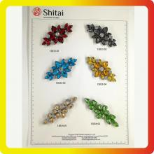 Hot sales strass appliques for clothes
