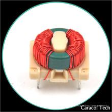 Bobine d'inductance toroïdale de la variable 100uh 3a de la basse tension T9X5X3 de CC pour le chargeur de batterie