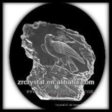 K9 Kristall Intaglio von Form S076