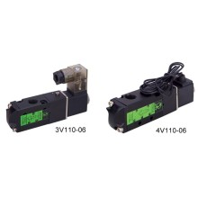 100 series solenoid valve and air valve