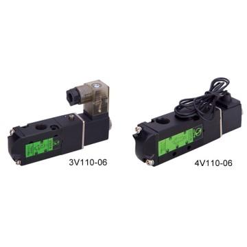 vanne électromagnétique de la 100 série et valve d'air
