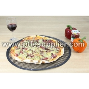 Non-stick runda Pizza Mesh