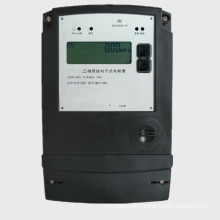 Intelligent Three Phase Electronic Kwh Meter with LCD Display