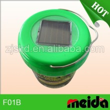 solar insect trap plastic insect station pest control equipment for home