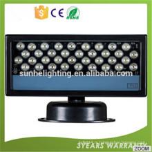 IP65 высокое качество rgb привело линейный свет 40w наружных светодиодные шайбы света CE RoHS с заводской цене
