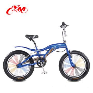 2017 populaire de bonne qualité à peu de frais bmx vélos / gros beau bmx vélo freestyle à vendre / Chine fabrication de nouveau modèle vélo