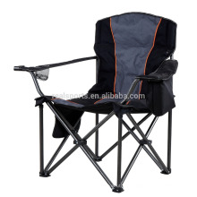 Lightweight Portable Metal Sun Lounger Cooler Bag With Cup Holder Backpack Folding Beach Camping Chair