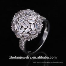 recién llegados anillo de diseño al por mayor de joyas 2018