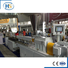 Large Output PA PP PE Tse-95A in Co-Rotating Twin Screw Extruder