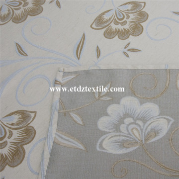 2016 New 100% Polyester Jacquard Window Curtain