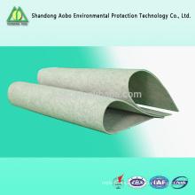 durable en uso repelente de agua y aceite no tejido y tela antiestática / fieltro