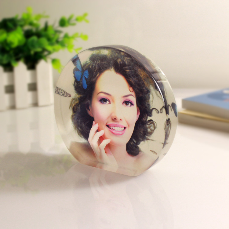 Acrylic Sublimation Photo Blocks Wholesale
