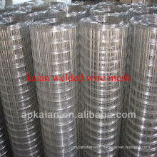 CBRL 2013 galvanized welded wire mesh(anping 30 years factory)
